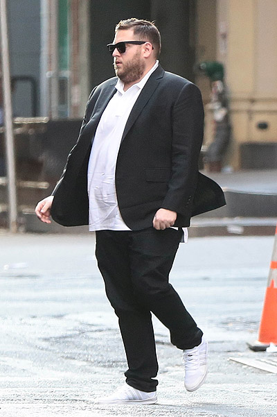 2015/07/10the actor Jonah Hill