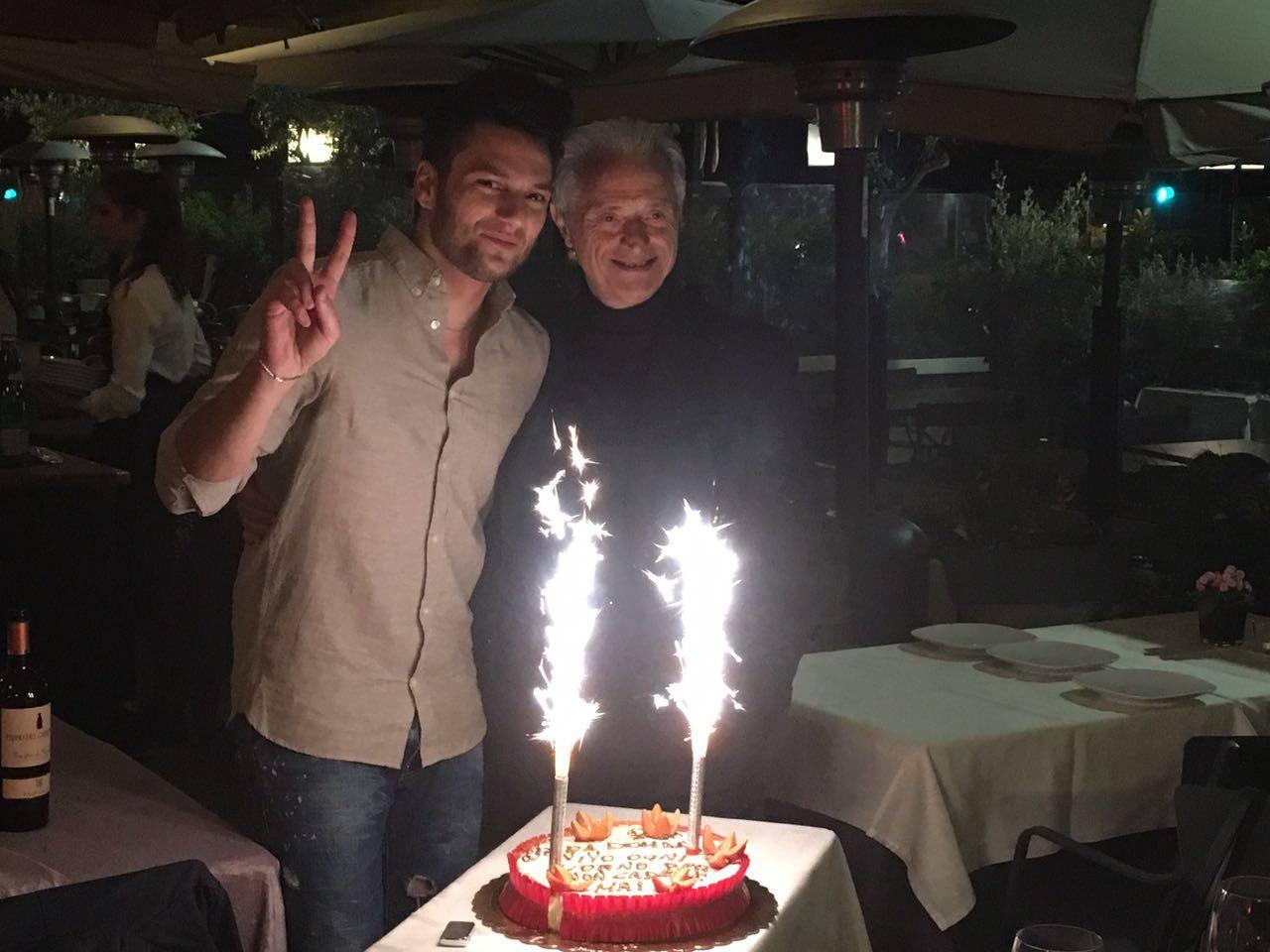 Festa di compleanno a Roma per Luca Napolitano   BEST MAGAZINE