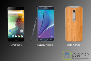 Galaxy Note 5 - OnePlus 2 - Moto X Pure International Giveaway