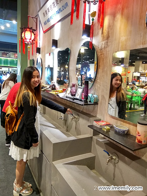 Genting Highlands food court