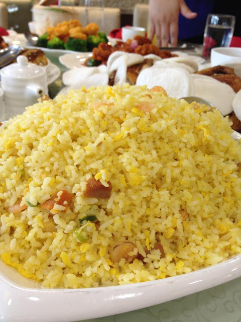 King Bee: Yangchow Fried Rice