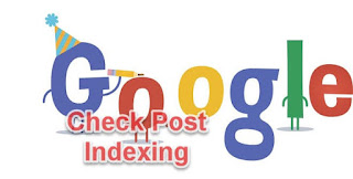 How to check which post is indexed in Google