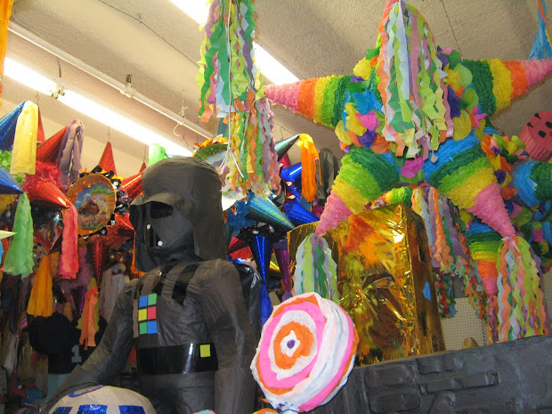 Pinata District Los Angeles - Year of Clean Water