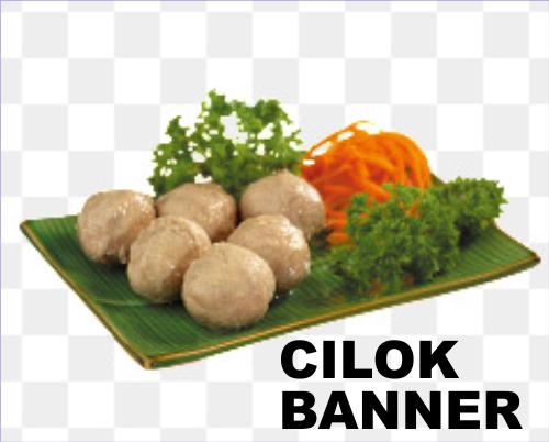 Desain Banner Cilok
