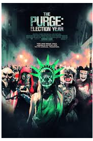 Download Film The Purge Election Year (2016) 720p HDRip 750MB Ganool Movie