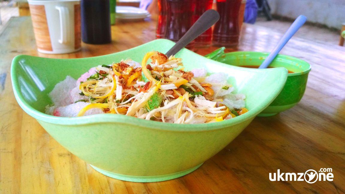 Bubur ayam Cianjur enak di Depok produk Kang Dede | UKM Zone
