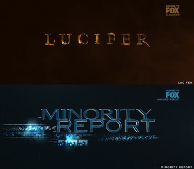 Leaked Lucifer and Minority Report Pilot
