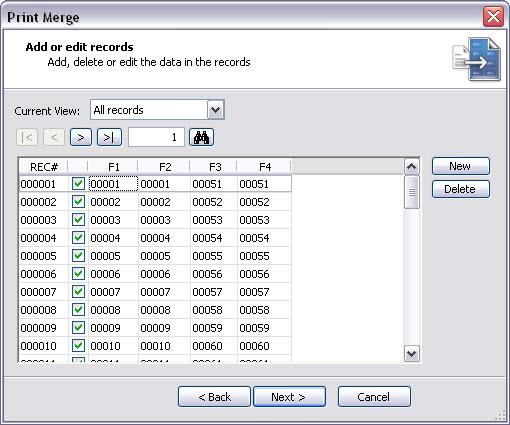 Membuat Numerator dengan CorelDRAW | Belajar CorelDRAW