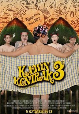 Kawin Kontrak 3 Poster