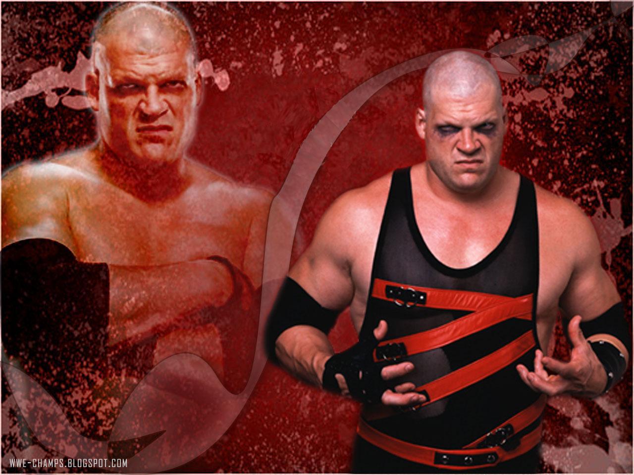 WWE CHAMPS: 'THE BIG RED MACHINE' KANE  WWE CHAMPS: ...