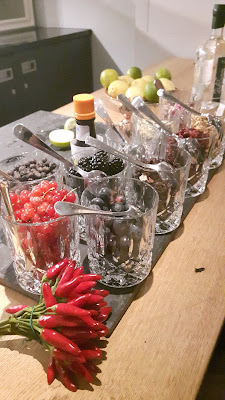Gin-Tasting in München