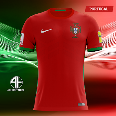 Portugal 2018 Team Kits