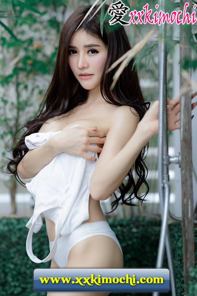 Foto Model Seksi dan Hot Jirawat Chananont 02