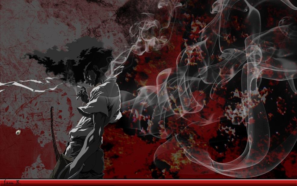 3d Devil Wallpaper Esther Castillo Afro Samurai Wallpaper Hd