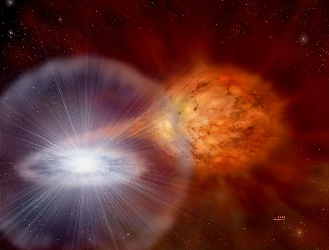 Study confirms that stellar novae are the main source of lithium in the universe