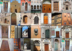 Doorways of Tuscany and Venice