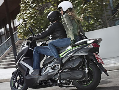 Kawasaki J125, noticias del motor