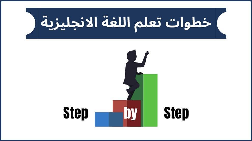 خطوات-تعلم-الإنجليزية