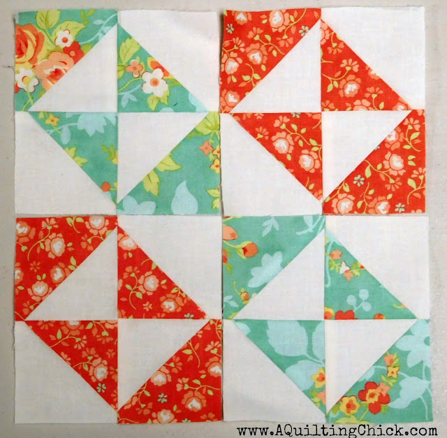 A Quilting Chick - Nantucket Seaside