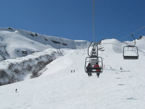 Pista de esquiar El Colorado