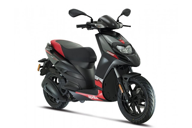 New Aprilia SR 125 HD Wallpapers |