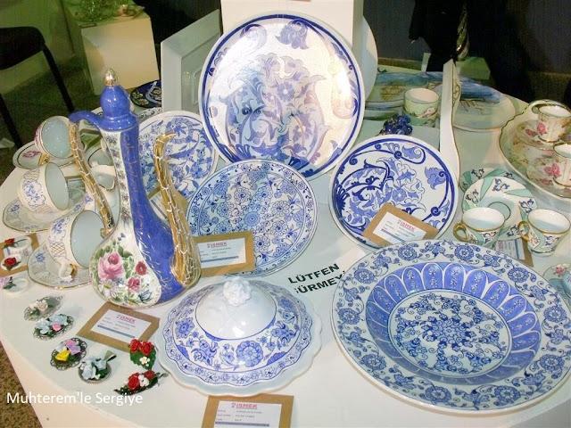 porselen boyama örnekleri