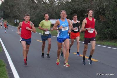 2018 Boston (mini) Marathon
