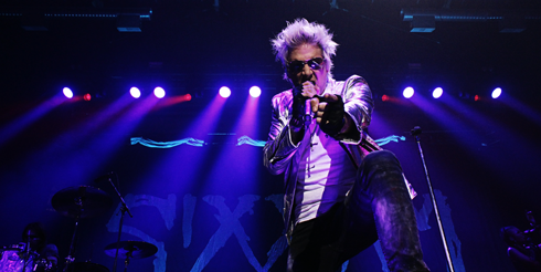 Sixx AM Band Medicine Hat Alberta