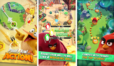 Game Angry Birds Action v1.9.0 APK Android