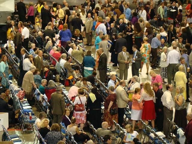 Frequente congressos e seminários