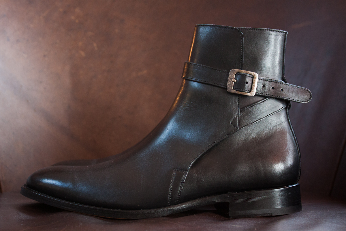 new arrival 8074e 0d67a In Review: Shoepassion Jodhpur - What's in a Name?