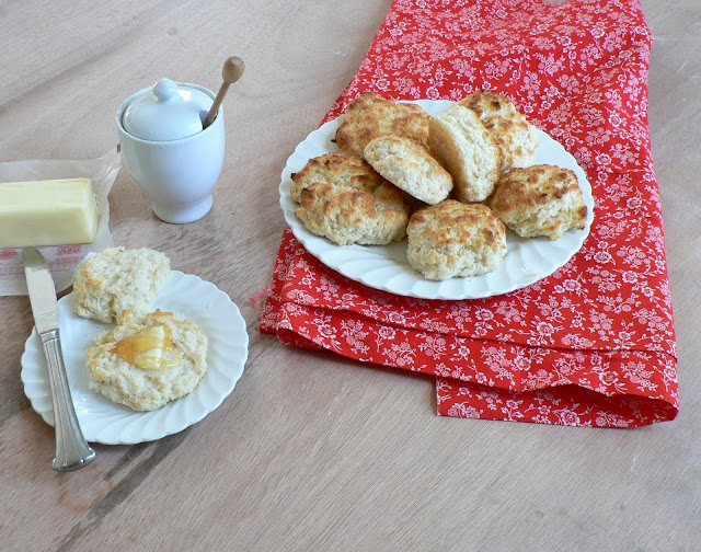Cream Biscuits recipe
