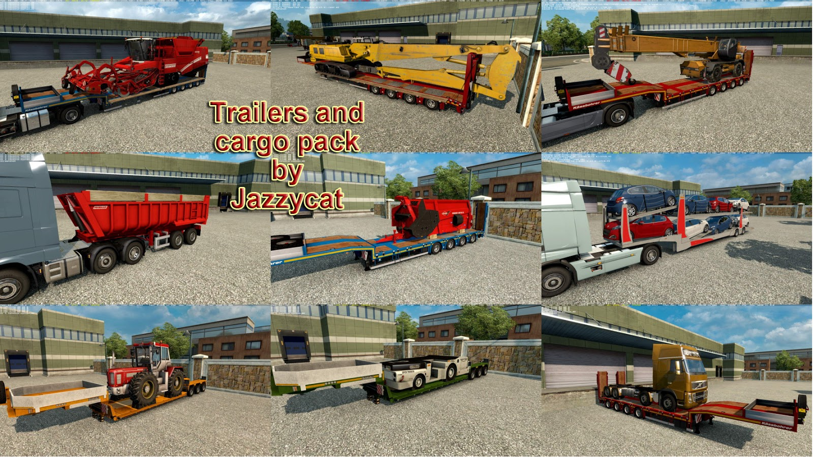 Trailers and Cargo Pack 4.7.1
