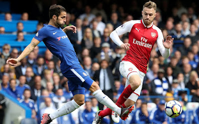 Highlight Chelsea 0-0 Arsenal, 17 September 2017