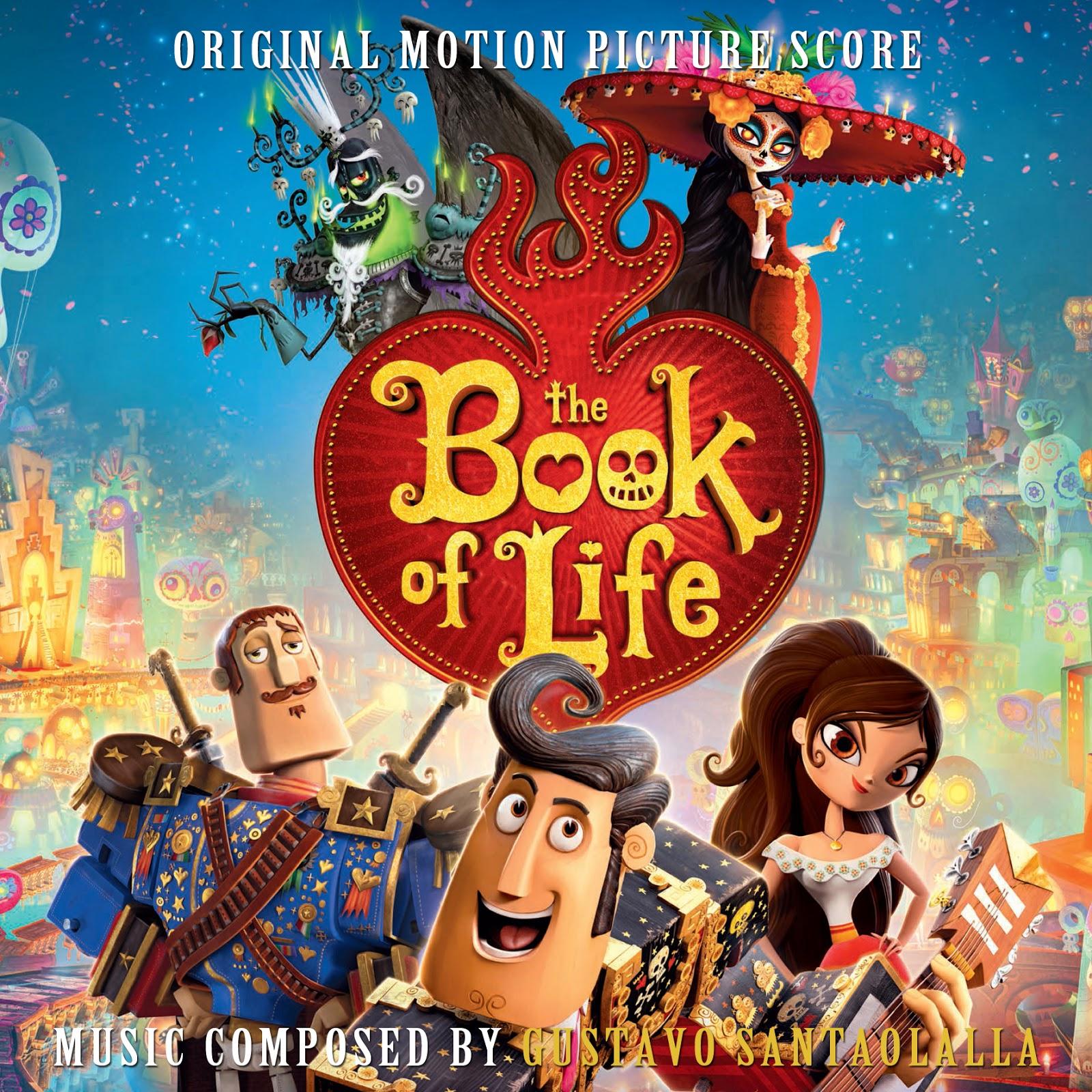 The Book Of Life Soundtrack Album