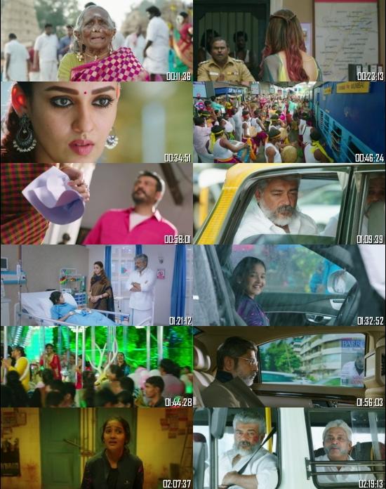 Viswasam 2019 Tamil 720p 480p HDRip x264 Full Movie