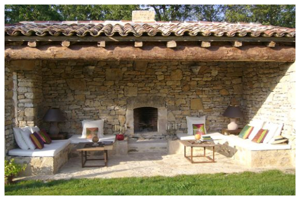 STONE PATIO & GARDEN WALLS