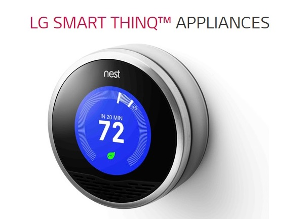 How LG Smart Homes and nest com are making the best use of IoT