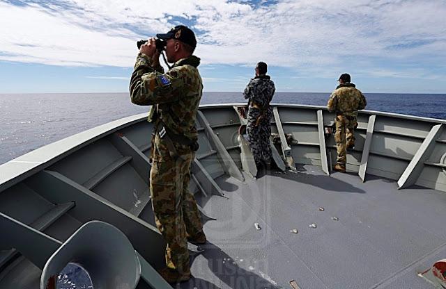 Australia Masih Menaruh Harapan Dalam Pencarian MH370