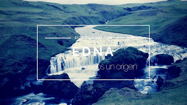 Significado y Origen del Nombre Edna ¿Que significa?