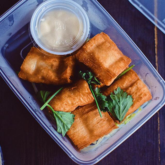 Seafood Youtiao