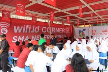 Punya Wifi Corner, SMAN 1 Gresik Ingin Bekali Siswa Soal IT