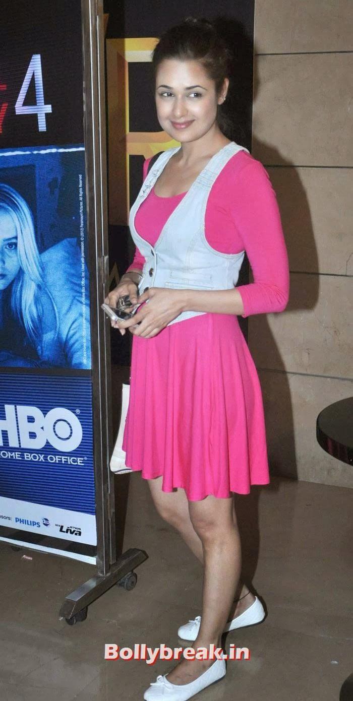 Yuvika Chaudhary, Club 60 Special Screening Photo Gallery
