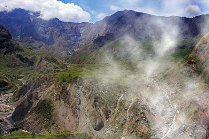 4 Mitos Gunung Suci Bawakaraeng