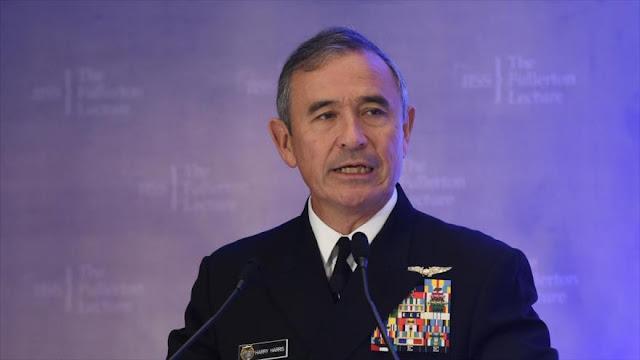 EEUU llama a un frente común en el Indo-Pacífico contra China