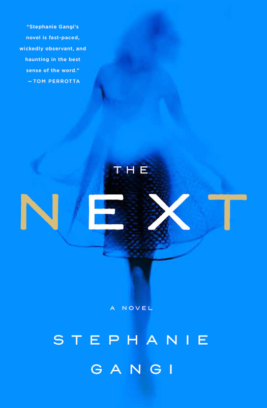 2016 Debut Author Challenge Update: The Next by Stephanie Gangi