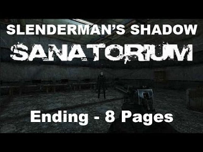 Slenderman's Shadow - Sanatorium