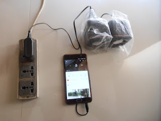 2.0 multimedia speaker connect with phone