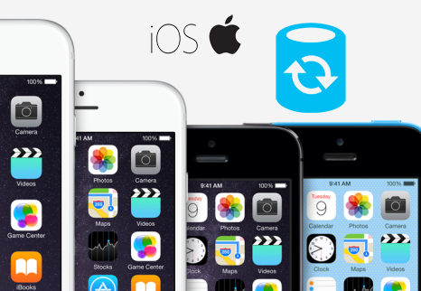 iOS Data Transfer: Transfer Contacts, Music, Software