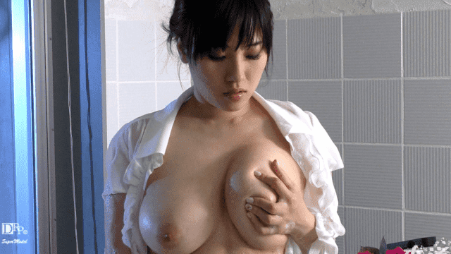 Azusa Nagasawa AV actress blowjob Masturbation Big Breasts Beautiful Breasts